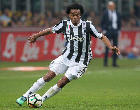 Cuadrado rinnovo Juventus