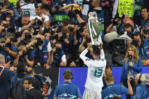 Cristiano Ronaldo calciomercato Juventus