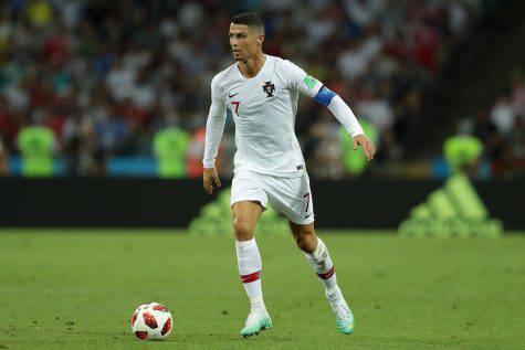 Calciomercato Juventus, Cristiano Ronaldo