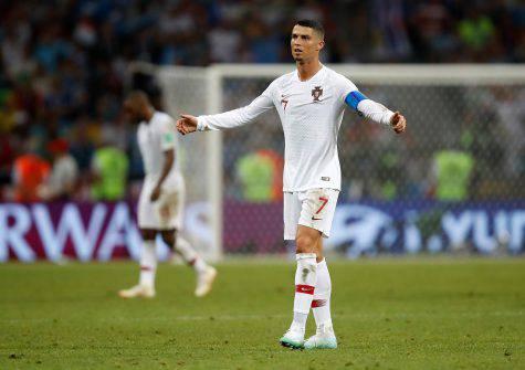 Calciomercato Juventus, Ronaldo