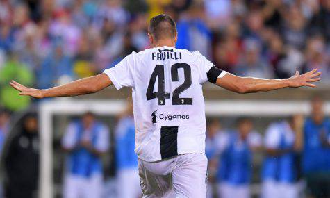 Mercato Juve Genoa Perin Favilli Gunter