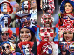Francia-Croazia finale Mondiale Live mercato Juve Kanté Bradaric