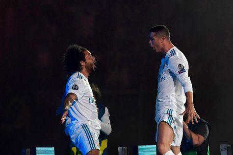 Calciomercato Juventus Cristiano Ronaldo Marcelo Real Madrid