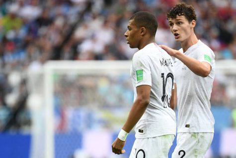 Calciomercato Juventus Pavard Stoccarda Francia Mondiali 2018