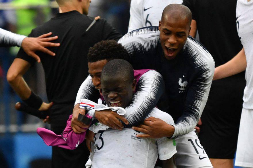 Francia-Belgio Mondiali 2018 semifinale Mercato Juve Sidibé Chadli Deschamps