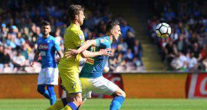 Chievo-Juvenus Serie A Bani Cristiano Ronaldo