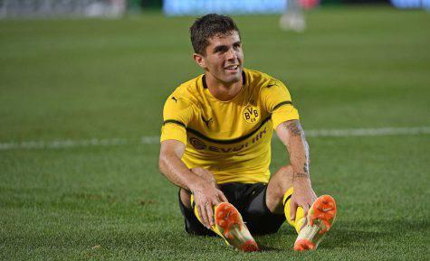 Calciomercato Juve Kean Borussia Dortmund Pulisic