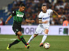 Calciomercato Juventus Rogerio Sassuolo Alex Sandro