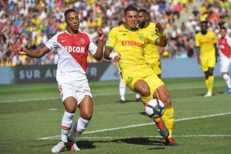 Bordeaux-Monaco mercato Juve Kounde Tielemans