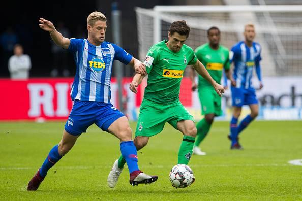 Calciomercato Juve Arne Maier Hertha Berlino