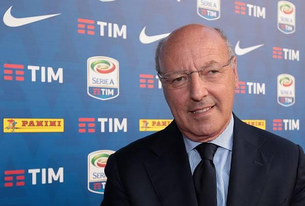 Beppe Marotta, gufa la Juventus