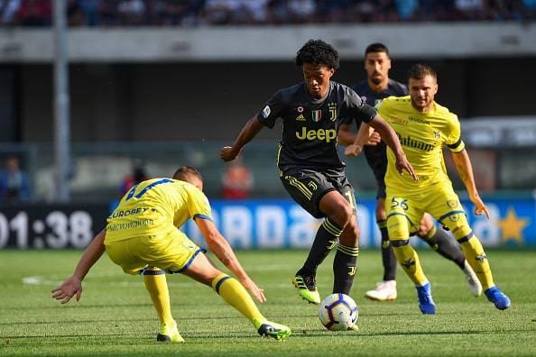 Juventus-Manchester United probabili formazioni: Cuadrado titolare