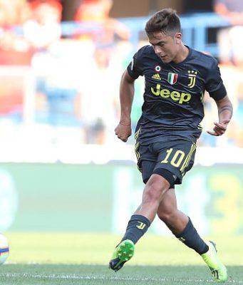 Juventus-Sassuolo Dybala Panchina