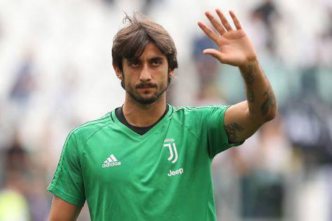 Perin Roma, Juventus Calciomercato