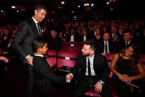 Ronaldo Jr Cristiano Ronaldo