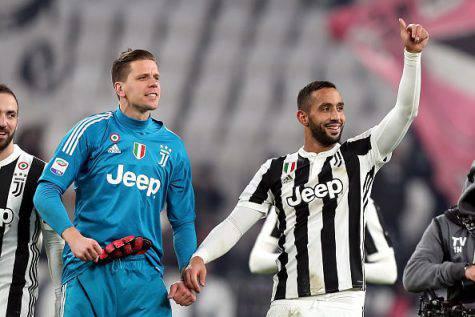 Juventus, lo sfogo di Benatia: