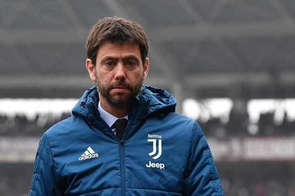 Andrea Angelli, numero uno della Juventus dal 2010