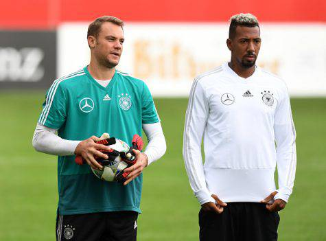 Mercato Juventus Boateng Pogba Germania-Francia Nations League