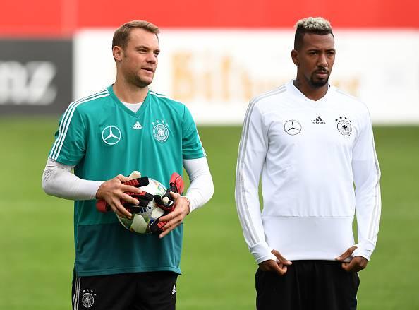 Mercato Juventus Boateng Pogba Germania-Francia Nations League