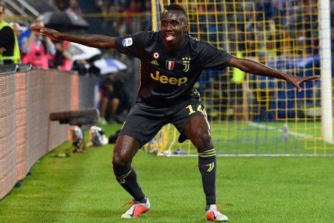Juventus Francia Matuidi capitano