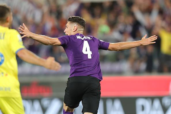 Calciomercato Juventus Milenkovic Fiorentina
