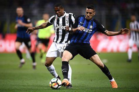 Calciomercato Juventus, il Manchester United vuole Douglas Costa