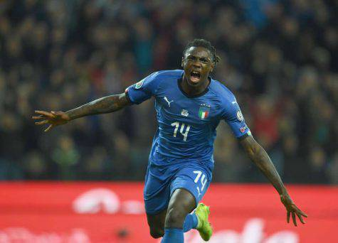 Rinnovo Kean, Calciomercato: la Juventus lavora per blindarlo