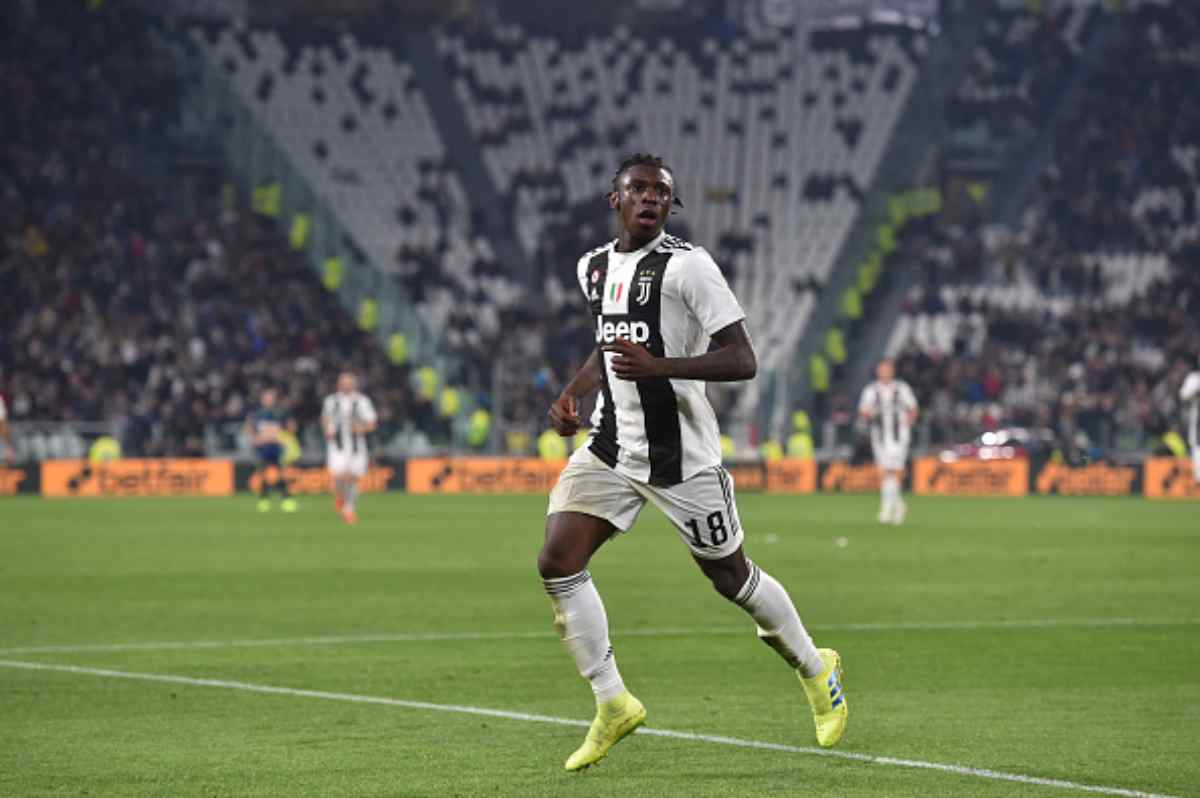 Calciomercato, Kean Juventus