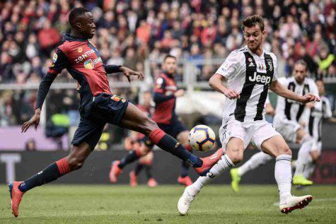 Rugani Juventus, Sarri