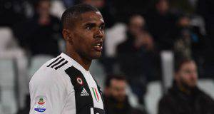 infortunio douglas costa