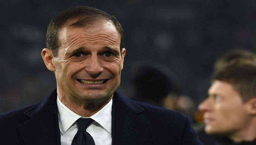 Allegri Arsenal Juventus