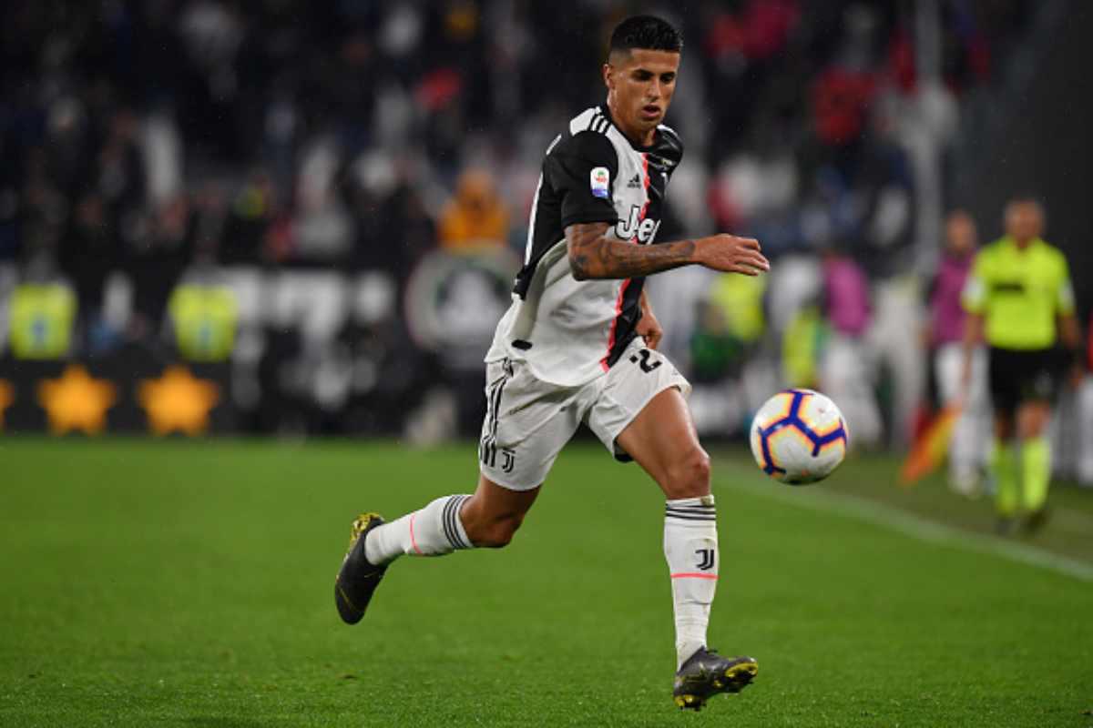 Juventus Calciomercato Cancelo, Manchester City