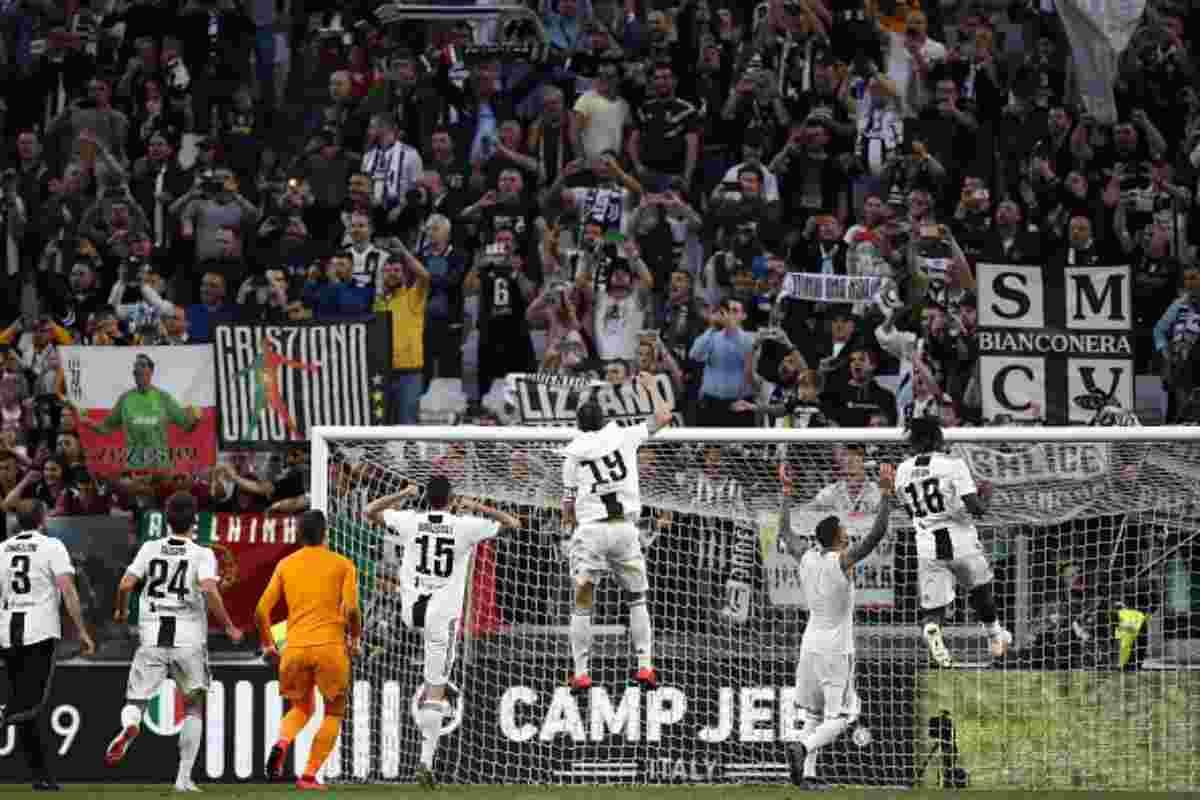 Calciomercato Juventus, Caceres ai saluti: