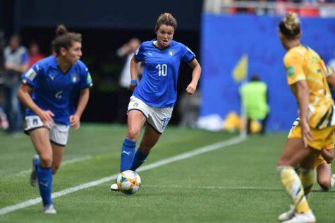 Cristiana Girelli, Italia Juventus