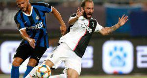 Gonzalo Higuain calciomercato Juventus