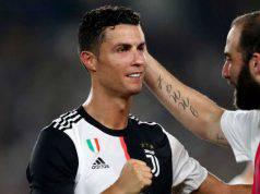 Cristiano Ronaldo e Gonzalo Higuain