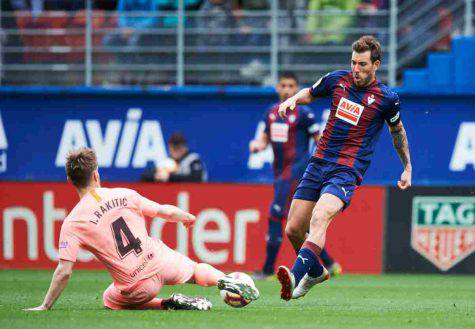 Barcellona, carta Rakitic: lui, Dembélé e 125 milioni per prendere Neymar