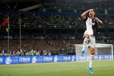 video gol highlights juventus atletico madrid