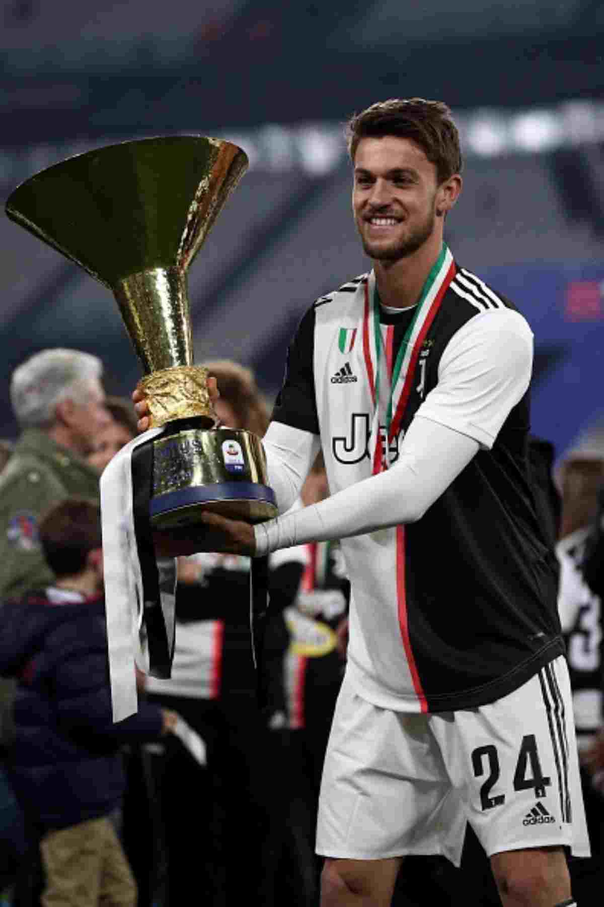 daniele rugani all'arsenal