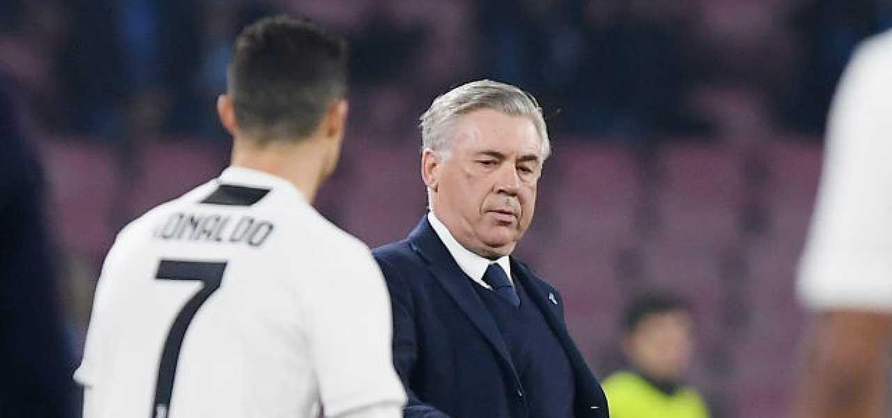 Juventus Napoli Streaming Diretta Live Segui La Gara In Tempo Reale
