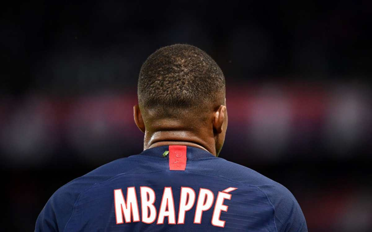 mbappe real madrid calciomercato juventus