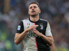 ramsey infortunio juventus