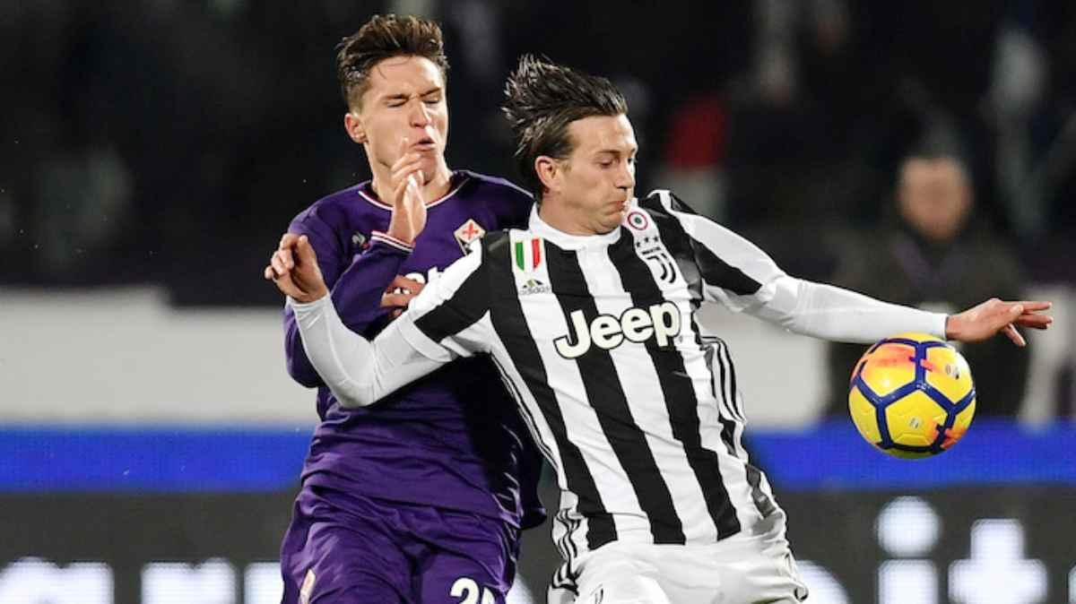 Scambio Bernardeschi Chiesa, Calciomercato Juventus