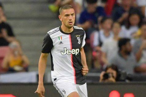 Juventus news, bufera sul web per il difensore turco Merih Demiral