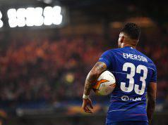 Emerson Palmieri calciomercato Juventus