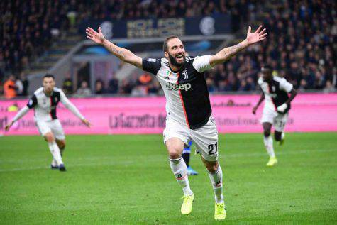 video gol higuain juventus cagliari