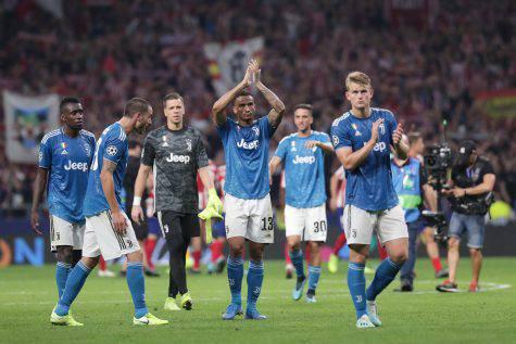 Juventus Lokomotiv highlights