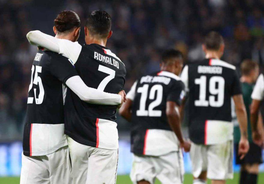 Juventus Genoa probabili formazioni