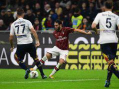video milan lecce gol highlights