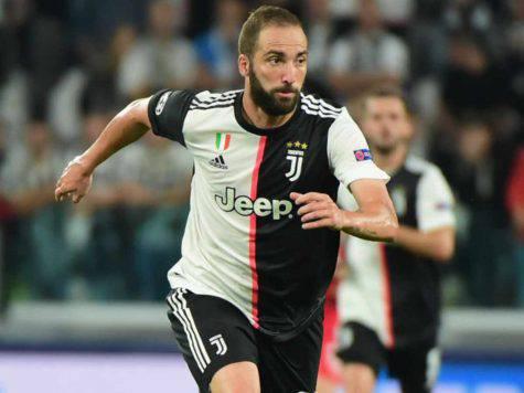 Calciomercato Juventus, il futuro di Higuain